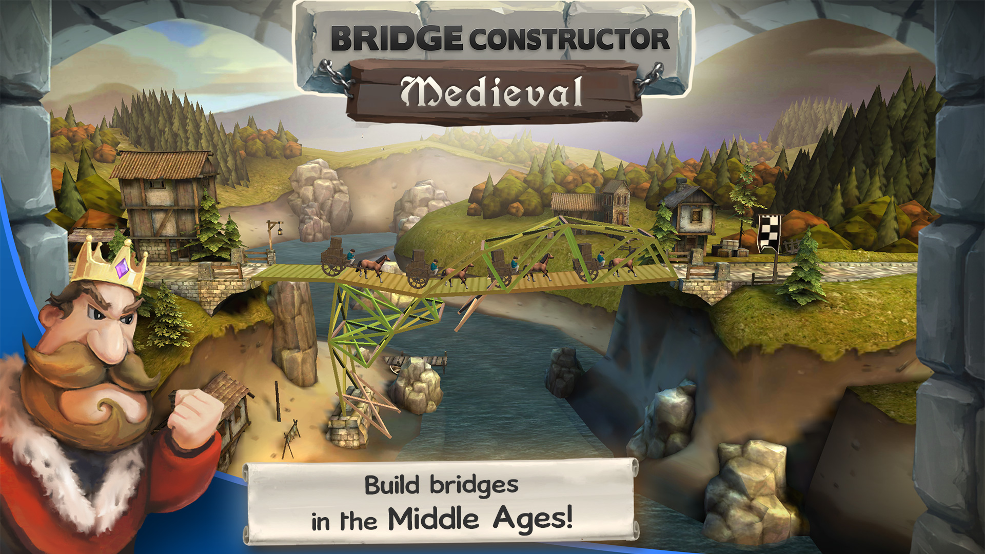 bridge constructor game free download for pc